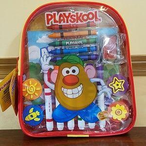 Playskool Activity Backpack, NWT